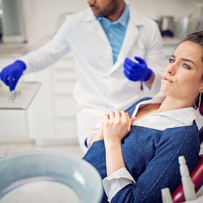 Strach przed stomatologiem